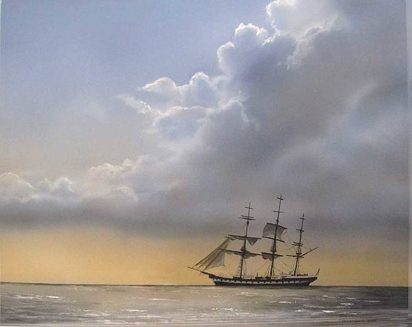 Painting - Storm Sky by Tim Johnson