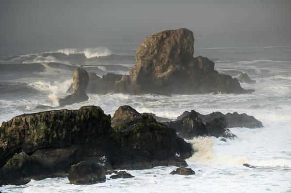 Photograph - Storm Surf by Robert Potts