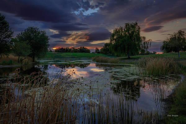Photograph - Storm Warning by Tim Bryan