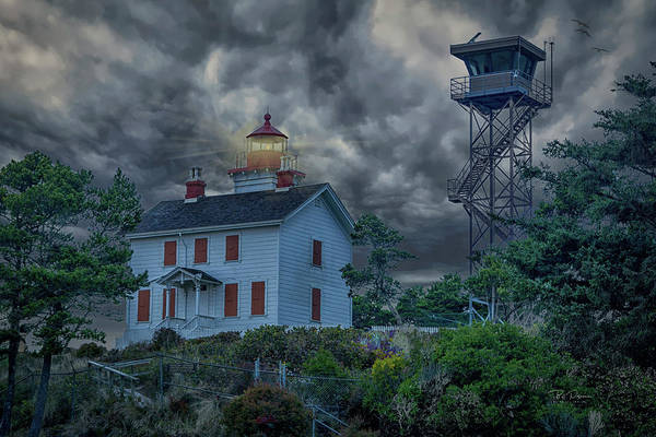 Photograph - Storm Watch by Bill Posner