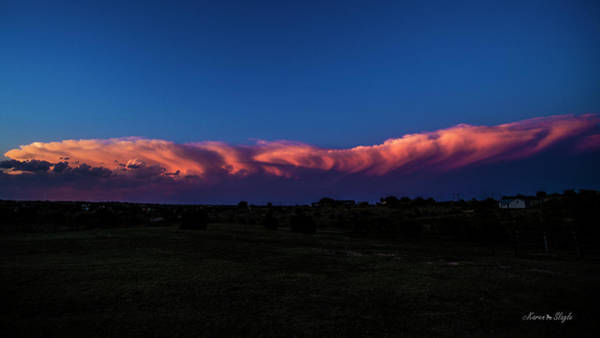 Photograph - Storm Watching by Karen Slagle