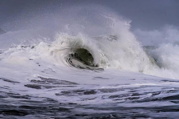 Photograph - Storm Waves by Robert Potts