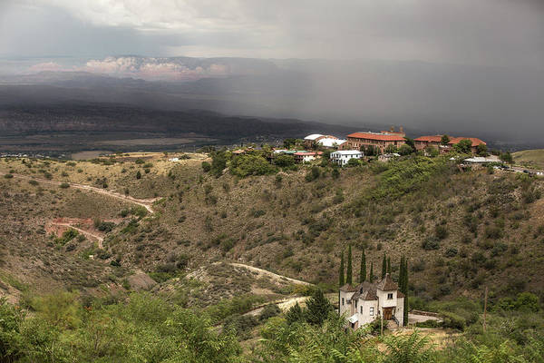 Figueroa Mountain Photograph - Arizona Storms by Lori Figueroa