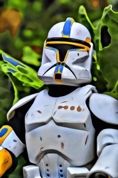 Galactic Empire Photograph - #stormtrooper 1 by Modern Art