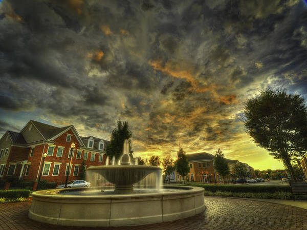 Photograph - Stormy Afternoon On Town by Francisco Gomez