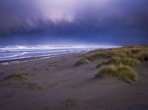 Photograph - Stormy Beach by Robert Potts