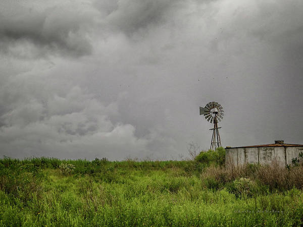 Photograph - Stormy Day  by Charles McKelroy