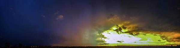 Photograph - Stormy July Nebraska Sunset 004 by NebraskaSC