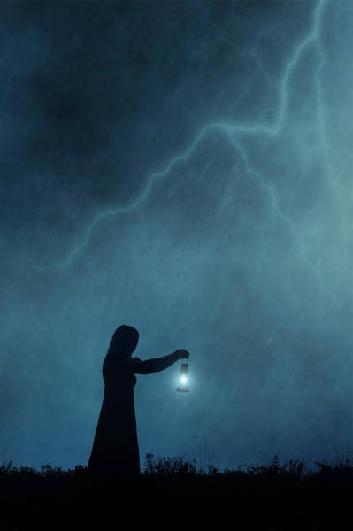 Wall Art - Photograph - Stormy Night by Joana Kruse
