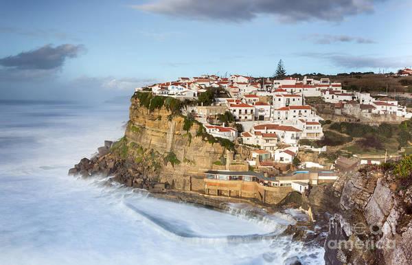 Azenhas Photograph - Stormy Sea by Henrique Silva
