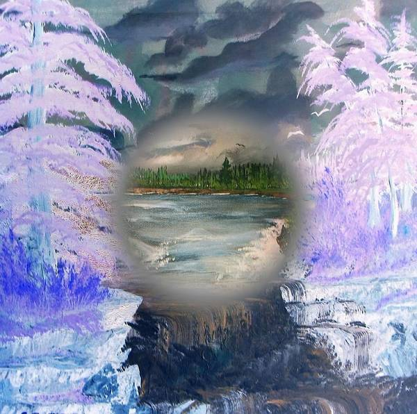 Painting - Stormy by Sharon Duguay