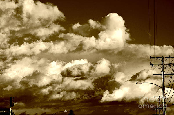 Photograph - Stormy Skies In Socal by Clayton Bruster