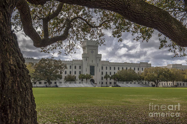 Photograph - Stormy Skies Over The Citadel by Dale Powell