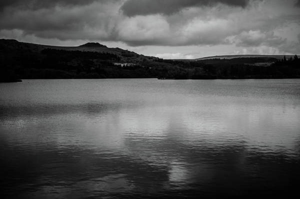 Photograph - Stormy Sky Tranquil Water by Helen Northcott