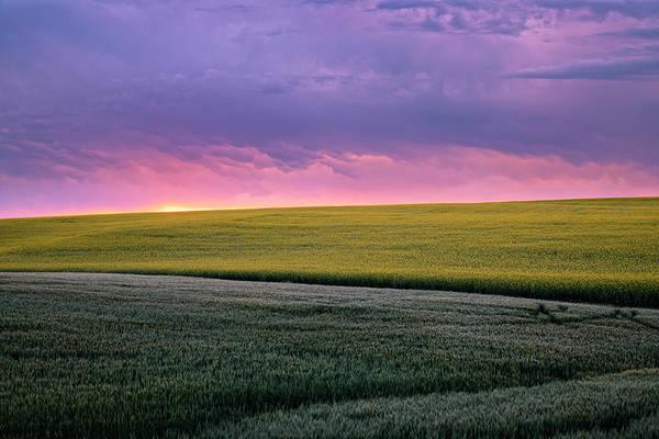 Photograph - Stormy Sunrise by Dan Jurak