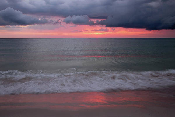 Photograph - Stormy Sunset by Eilish Palmer