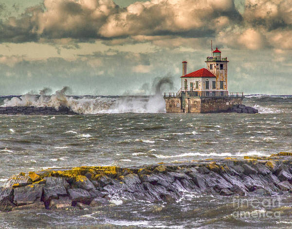Photograph - Stormy Waters by Rod Best