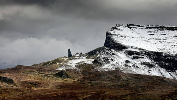 Photograph - The Storr by Grant Glendinning