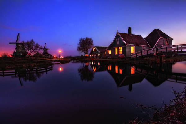 Holland Wall Art - Photograph - Storybook Scene by Jorge Maia