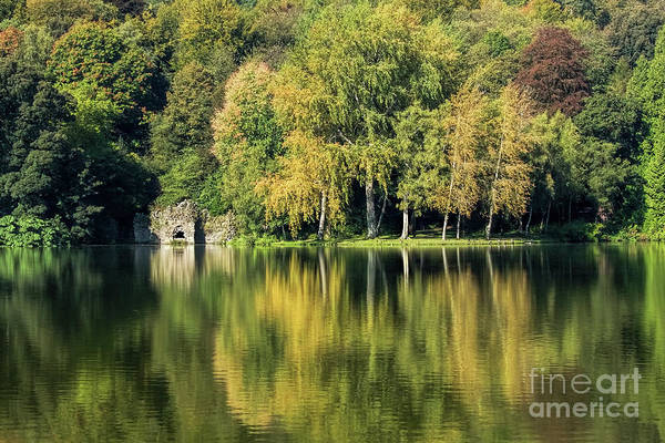 Stourhead Photograph - Stourhead Reflections by Susie Peek