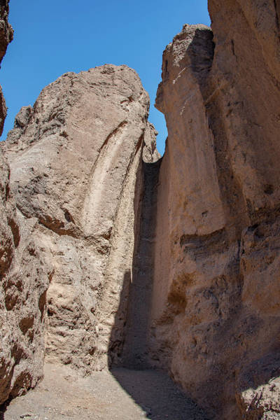 Photograph - Stovepipe Natural Bridge Trail Death Valley Ca. by Michael Bessler