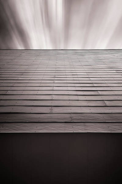 Wall Art - Photograph - Straight Line Above by Scott Norris