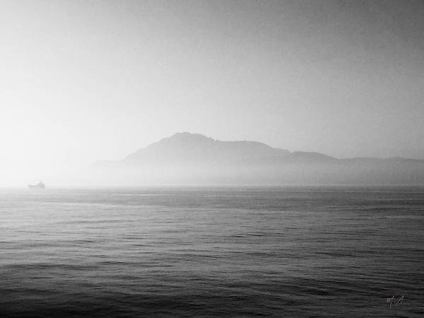 Photograph - Straits Of Gibraltar by Mark Taylor