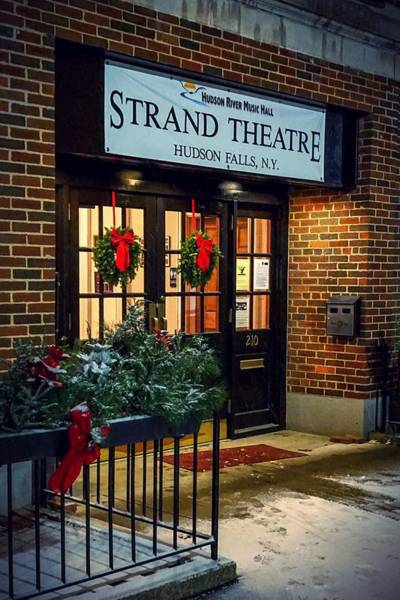 Photograph - Strand Theatre by Kendall McKernon