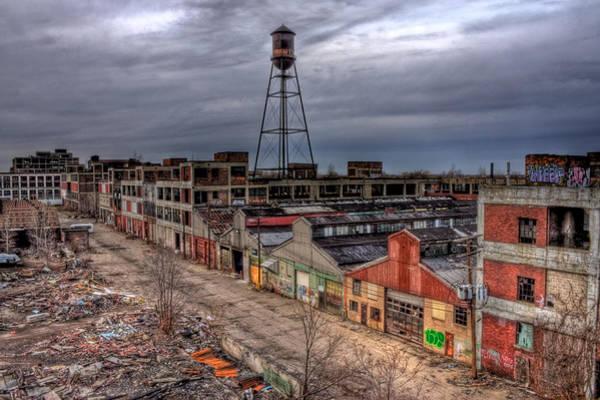 Detroit Photograph - Strange Beauty by Joshua Ball