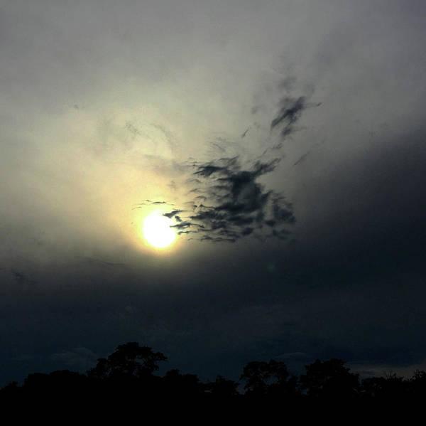 Photograph - Strange Cloud by Matt Cegelis