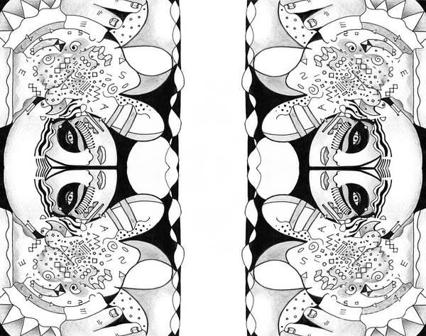 Digital Art - Strange Visions by Helena Tiainen
