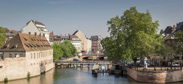 River Ill Wall Art - Photograph - Strasbourg Canal by Teresa Mucha