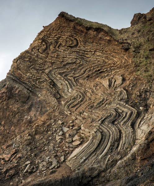 Photograph - Strata by Robert Potts