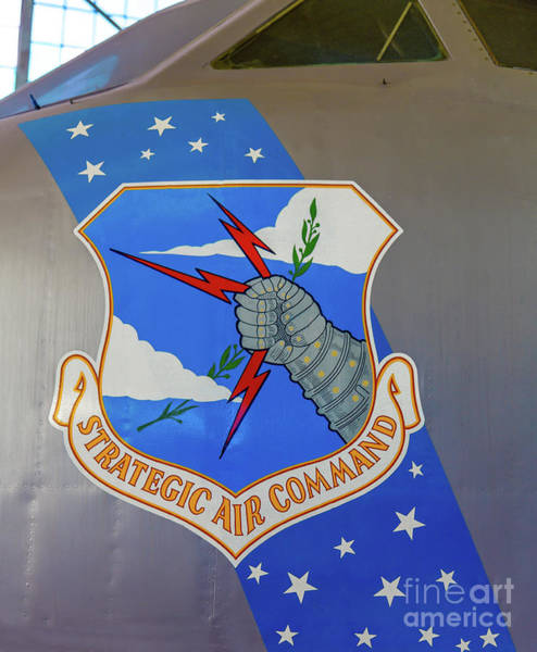 Photograph - Strategic Air Command by Jon Burch Photography
