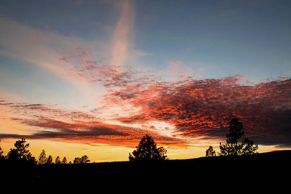 Photograph - Stratocumulus Sunset by Jason Coward