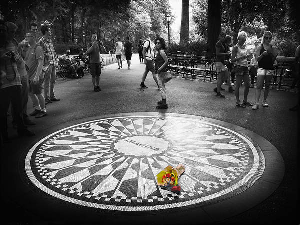 Photograph - Strawberry Fields Forever by Jessica Jenney