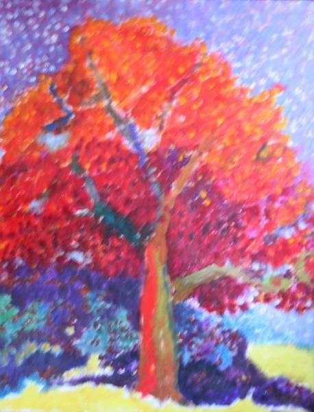 Strawberry Tree Art Print by Charles Kelly