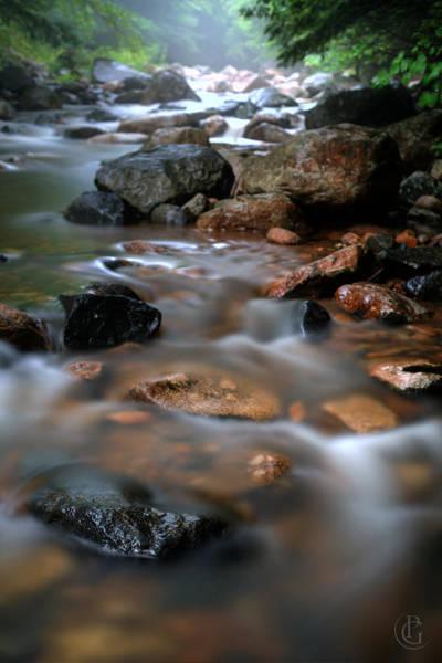 Digital Art - Lovell River 3 by Patrick Groleau