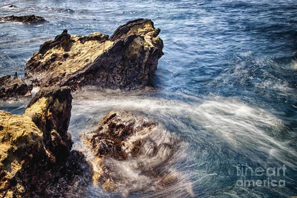 Photograph - Stream by Tad Kanazaki