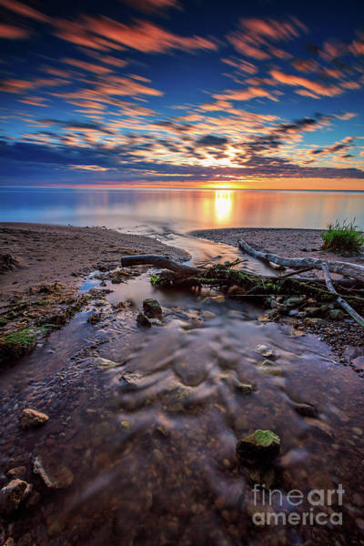 Wall Art - Photograph - Streaming Sunrise by Andrew Slater