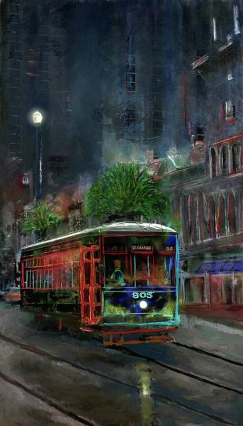Digital Art - Street Car 905 by Eduardo Tavares