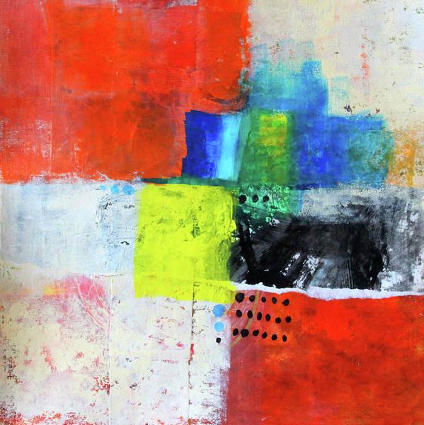 Wall Art - Painting - Street Fair 3 by Nancy Merkle