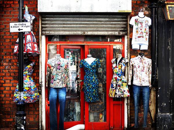 Wall Art - Photograph - Street Fashion by Mark Rogan