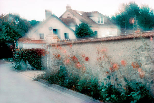 Claude Monet Photograph - Street In Giverny, France by Dubi Roman