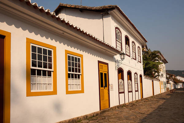 Photograph - Street In Paraty by Aivar Mikko