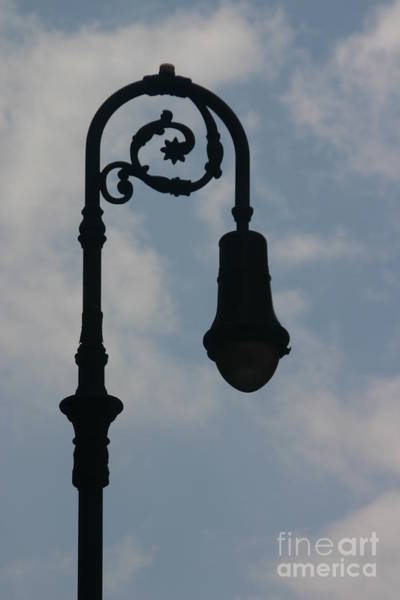 Wall Art - Photograph - Street Light Nyc by Dennis Curry