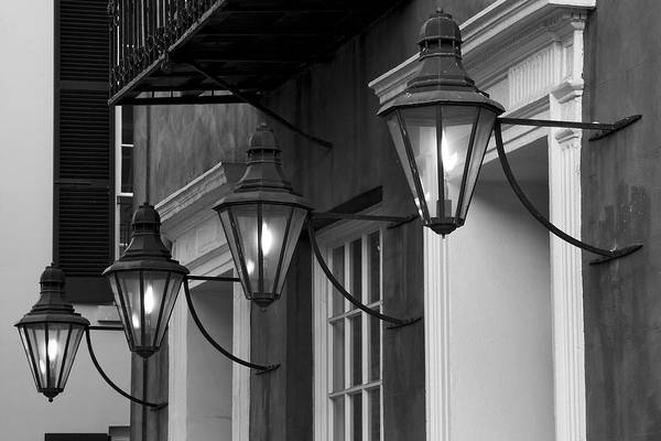 Wall Art - Photograph - Street Lights by Drew Castelhano