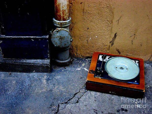 Conan Photograph - Street Music by Mika Conan