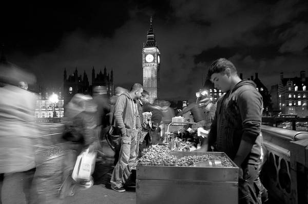 Photograph - Street Nuts by Thomas Gaitley