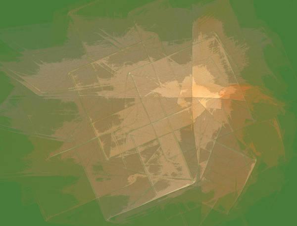 Aerial View Digital Art - Streets by Carol and Mike Werner